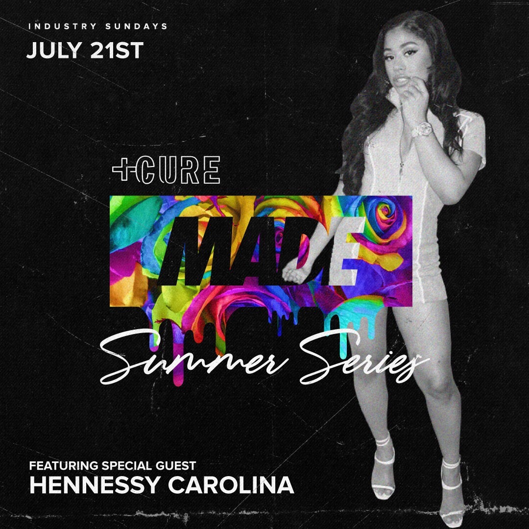 MADE SUNDAYS - SUMMER SERIES JULY 21st