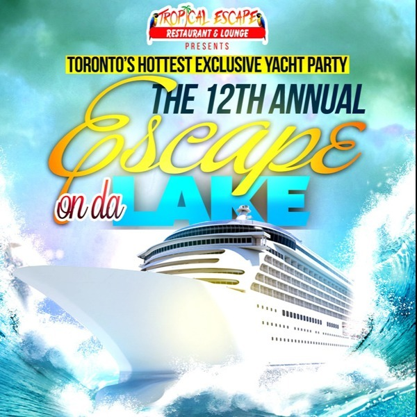 The 12th Annual - Escape On Da Lake