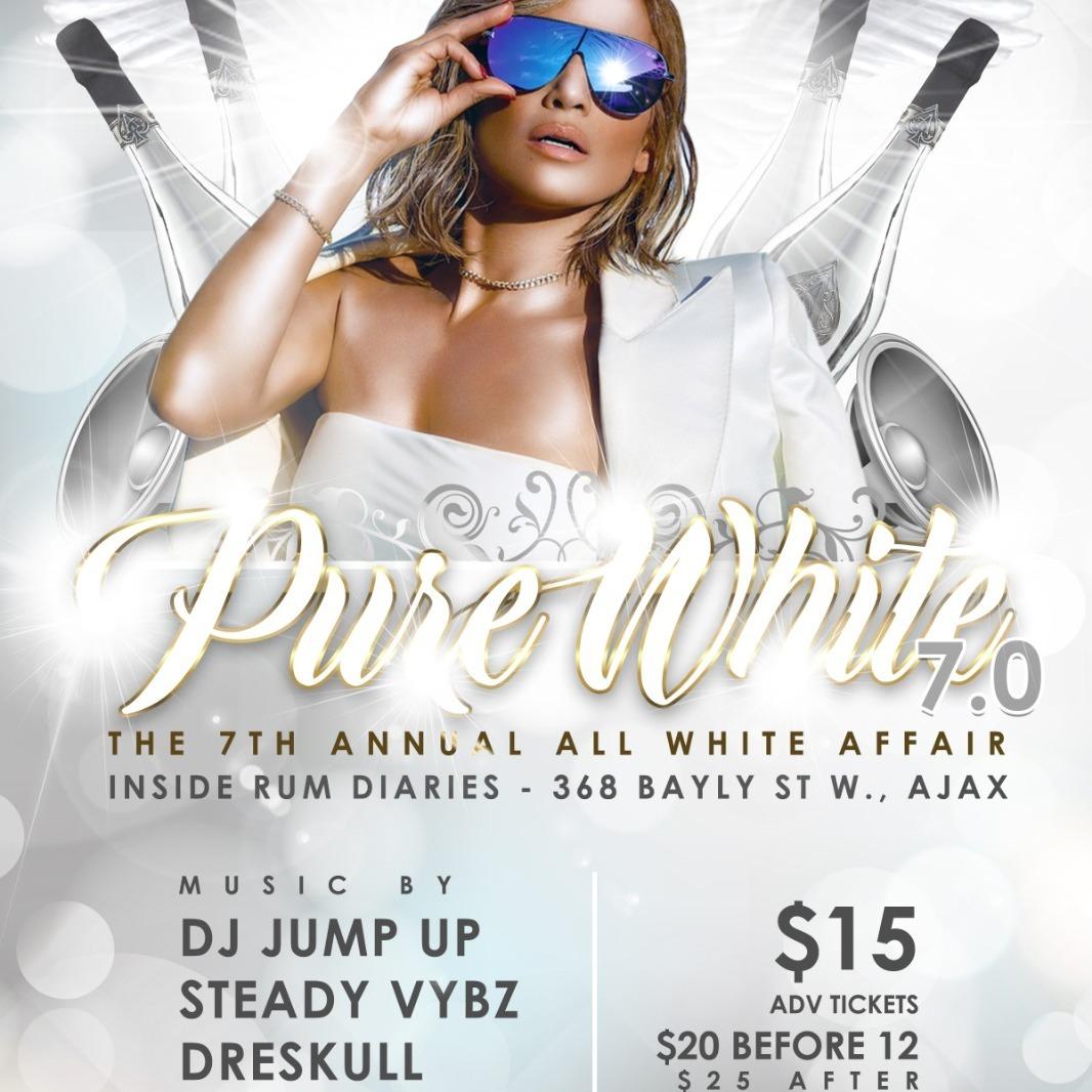 Pure White - 7th Annual All White Affair