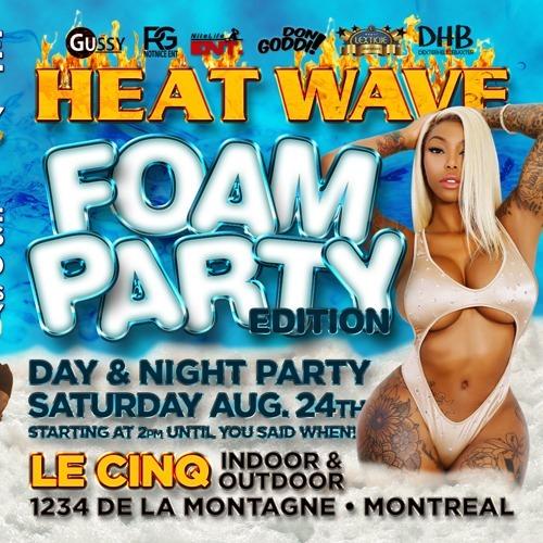 Heat Wave - Foam Party