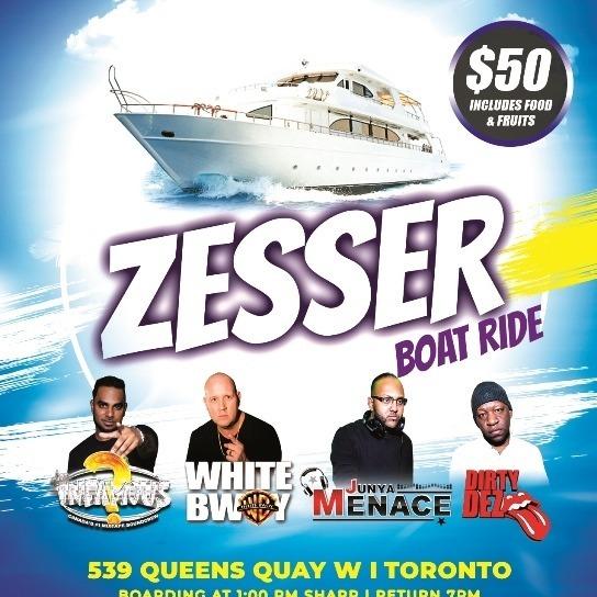 ZESSER  - Boat Ride 2019