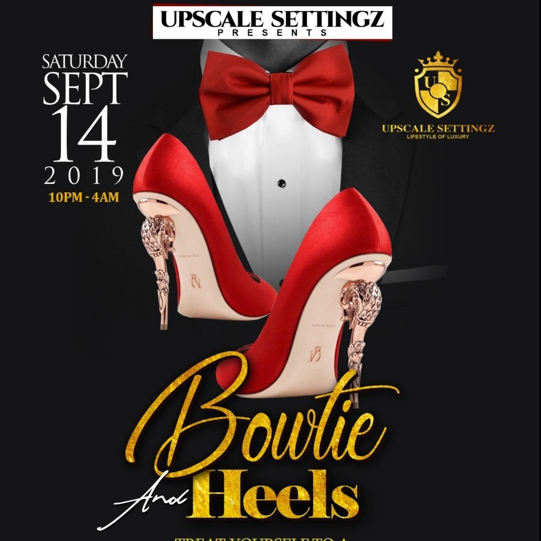 Bowtie And Heels