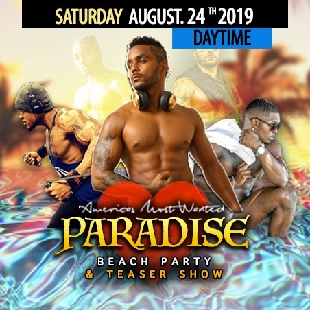AMW PARADISE BEACH DAY PARTY & SHOW