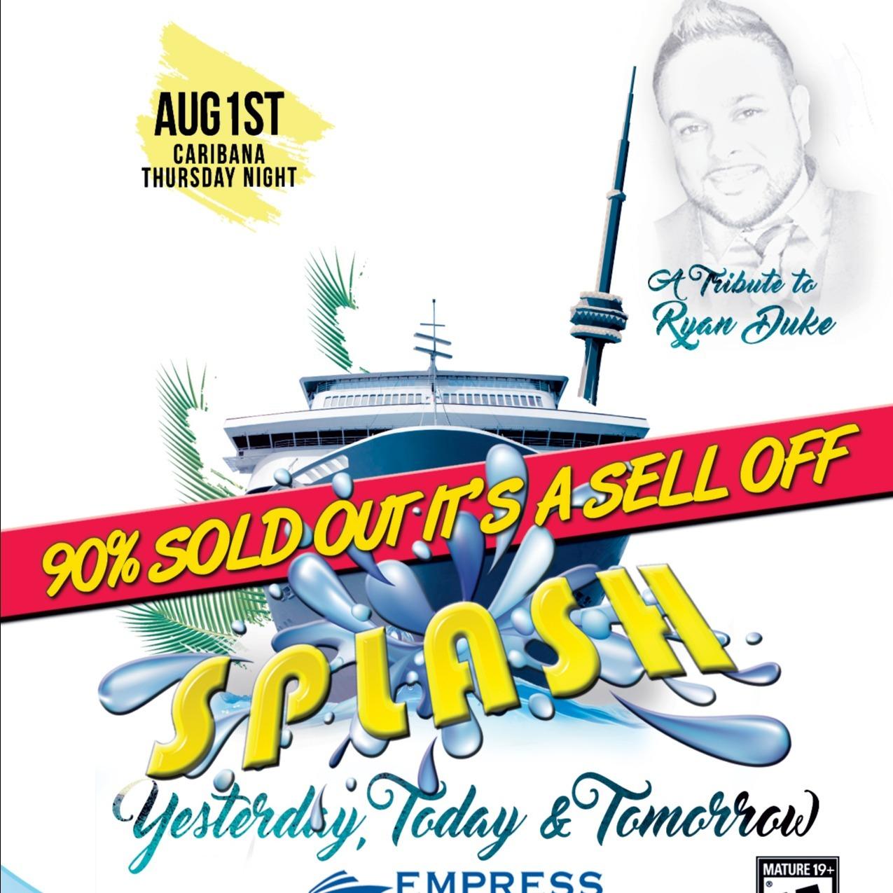 Splash Yesterday, Today & Tomorrow
