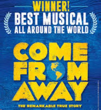 Come From Away Musical Live In Toronto 18 August 2019 | Tickets