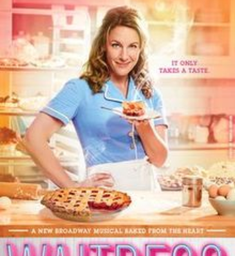 Waitress Musical Live In Toronto 18 August 2019 | Tickets