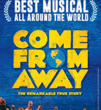 Come From Away Live In Toronto 20 August 2019 | Tickets