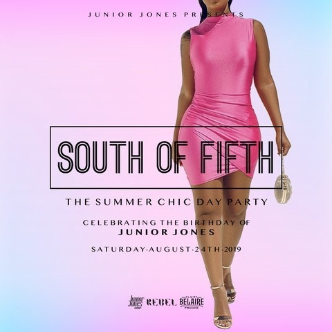 SOUTH OF FIFTH - SUMMER CHIC DAY PARTY - JUNIOR JONES BIRTHDAY CELEBRATION
