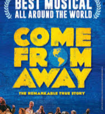 Come From Away Live In Toronto  | Tickets 25 August 2019