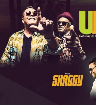 UB40's Ali and Astro & Shaggy Live In Toronto 2019 | Tickets 28 August