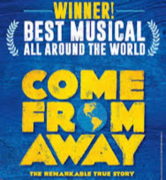 Come From Away Live In Toronto 2019 | Tickets 29 August