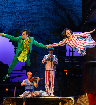 Peter Pan Theatrical Production Live In Toronto 2019 | Tickets 31 August