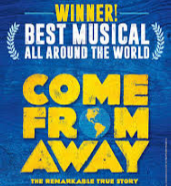 Come From Away Live In Toronto 2019 | Tickets 01 Sep