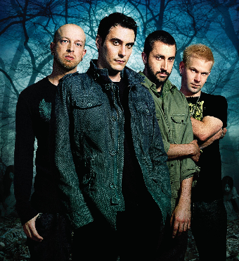 Breaking Benjamin Live In Toronto 2019 | Tickets 01 Sep