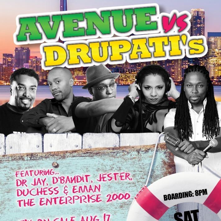 Avenue vs Drupati's