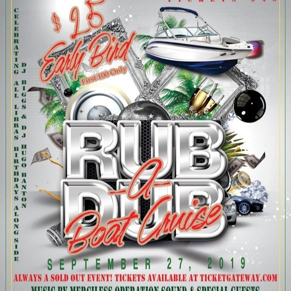 Rub Dub - A Boat Cruise