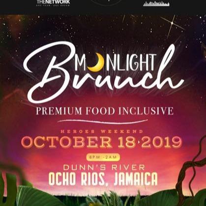 Moon Light Brunch - Premium Food Inclusive