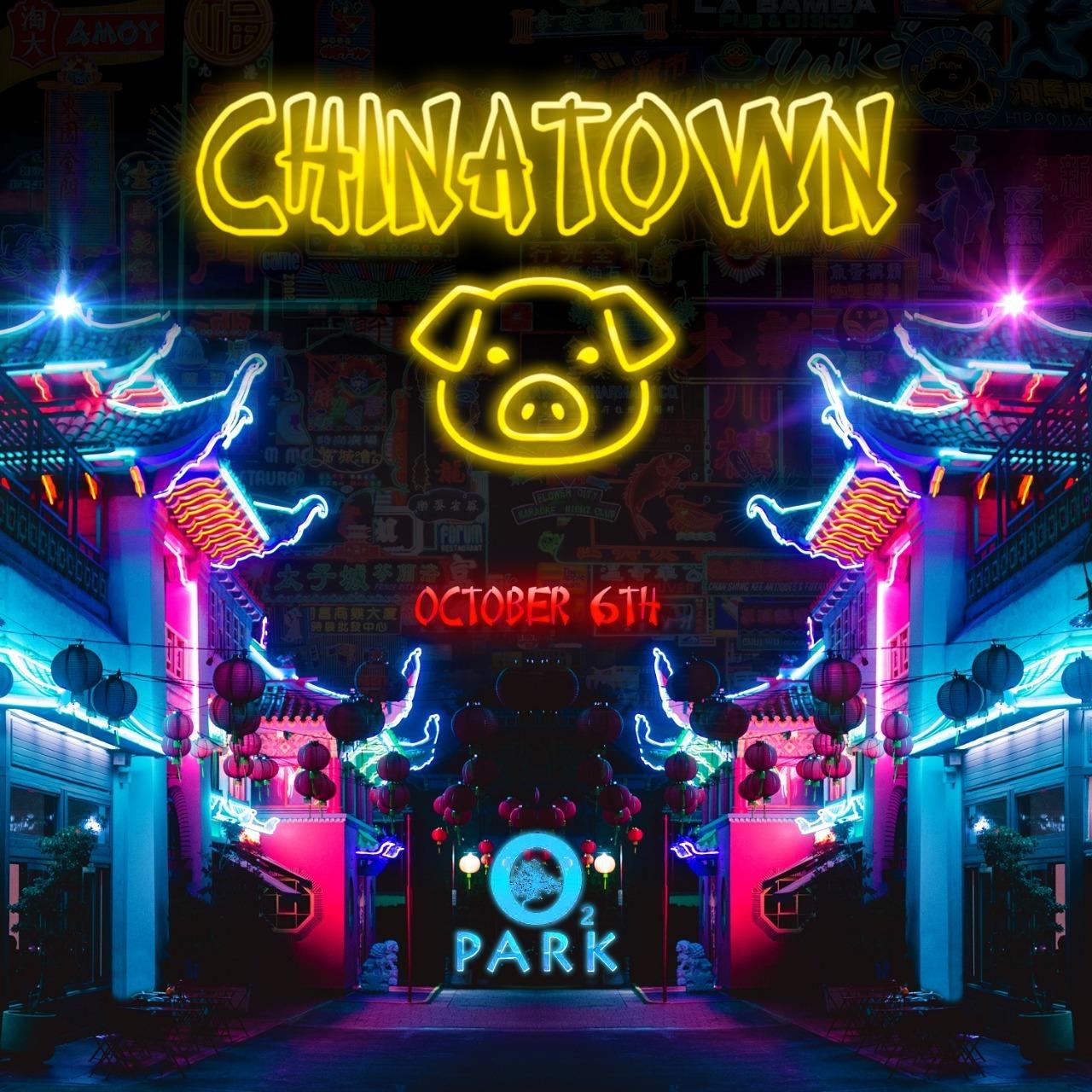 CHINATOWN 2019