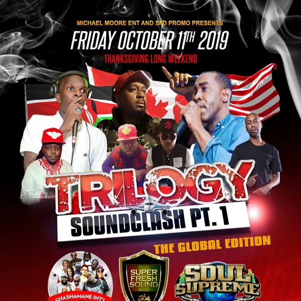 Trilogy Soundclash Part 1 - The Global Edition