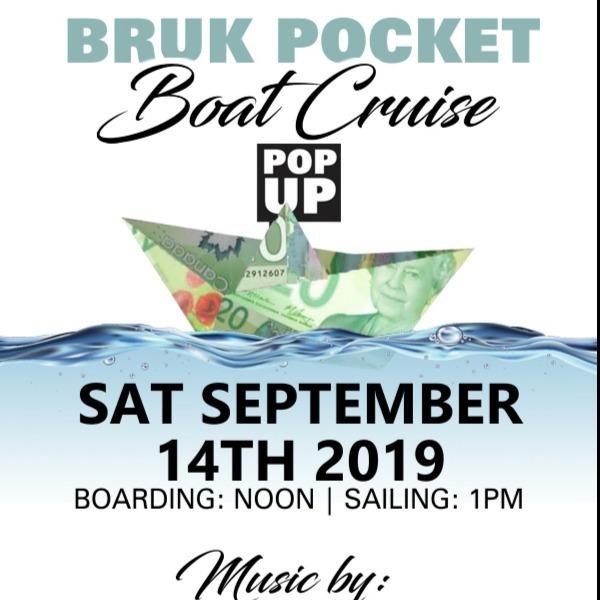 Bruk Pocket - Boat Cruise - POP UP