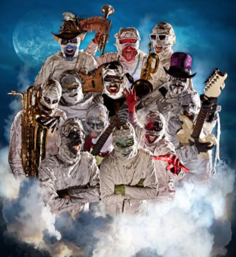 Here Come the Mummies Live In Toronto 2019 | Tickets Friday 13 Sep