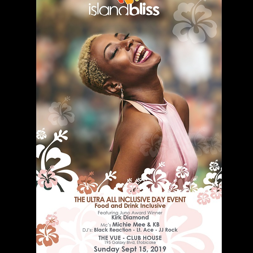 Island Bliss - The Ultra All Inclusive Day Event