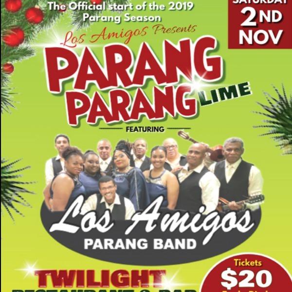 Los Amigos - Parang Parang Lime