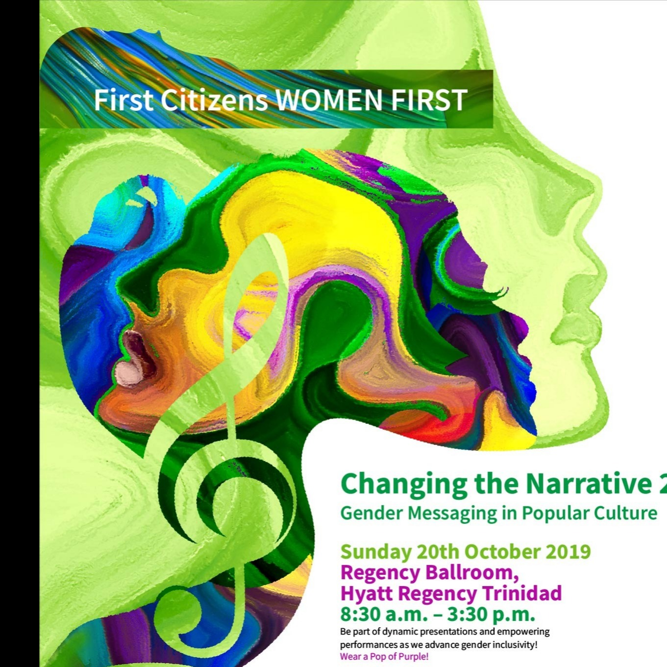 "First Citizens Women First Conference ""Changing the Narrative 2"