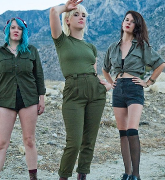 Bleached Live In Toronto 2019 | Tickets Mon 23 Sep