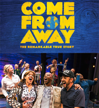 Come From Away Musical In Toronto 2019 | Tickets Thu 24 Oct