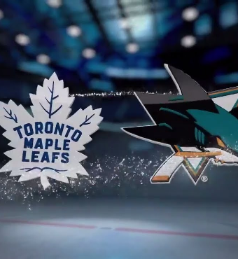 Toronto Maple Leafs vs San Jose Sharks Match In Toronto 2019 | Tickets