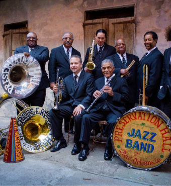 Preservation Hall Jazz Band Concert In Toronto 2019 | Tickets Tue 29 Oct