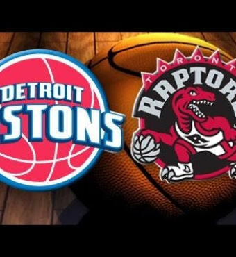 Toronto Raptors vs Detroit Pistons In Toronto 2019 | Tickets Wed 30 Oct