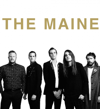 The Maine Live In Concert Toronto Tickets | 2019 Nov 09