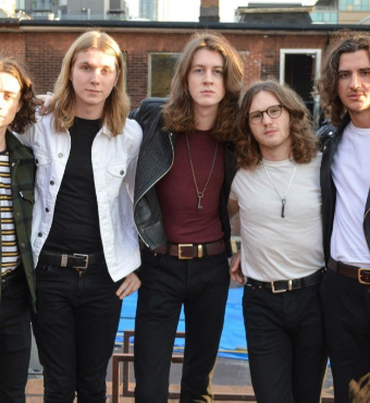 Blossoms The Band Live In Concert In Toronto Tickets   2019 Nov 09