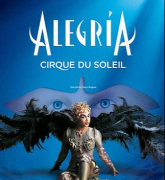 Cirque du Soleil Alegria Musical In Toronto Tickets   2019 Nov 09