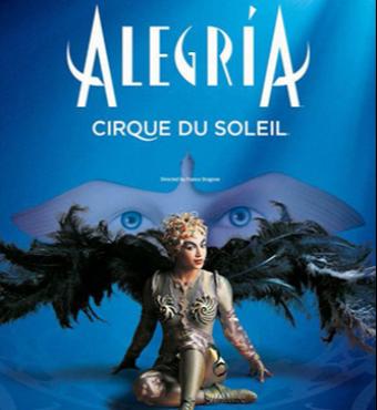 Cirque du Soleil Alegria Musical In Toronto Tickets   2019 Nov 12
