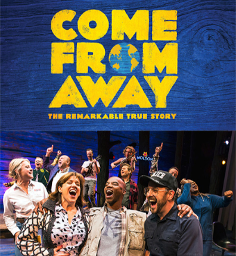 Come From Away Musical In Toronto Tickets | 2019 Nov 20