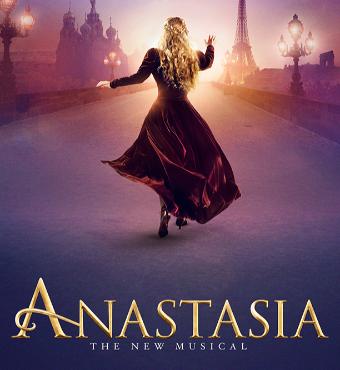 Anastasia The Musical In Toronto Tickets | 2019 Dec 03