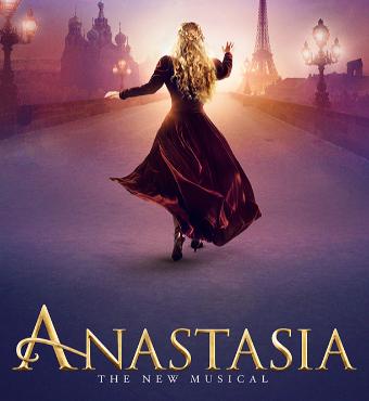 Anastasia The New Musical In Toronto Tickets | 2019 Dec 04