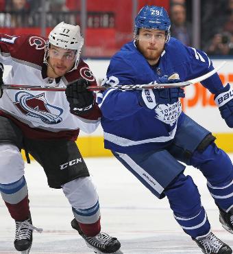 Toronto Maple Leafs vs. Colorado Avalanche Toronto Tickets   2019 Dec 04
