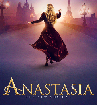 Anastasia The New Musical In Toronto Tickets | 2019 Dec 05