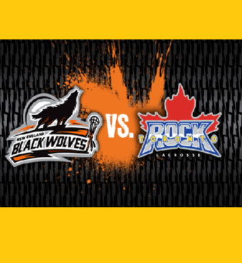 Toronto Rock vs. New England Black Wolves Tickets | 2019 Dec 07