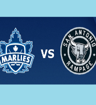Toronto Marlies Vs. San Antonio Rampage Tickets | 2019 Dec 07