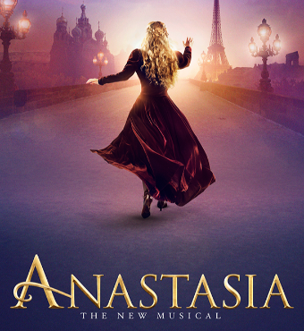 Anastasia The New Musical Toronto Tickets | 2019 Dec 08