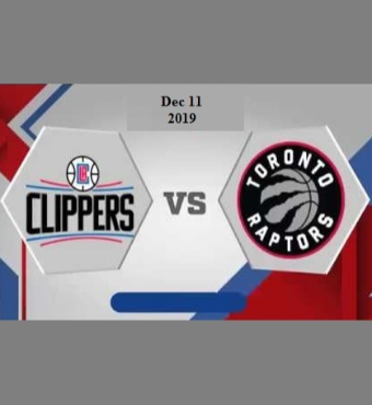 Toronto Raptors vs. Los Angeles Clippers Tickets | 2019 Dec 11