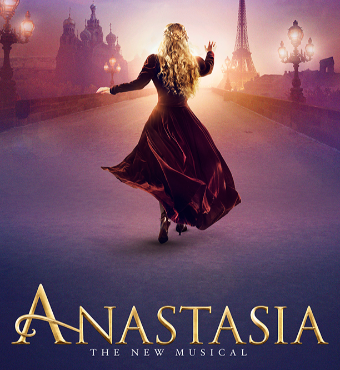Anastasia The New Musical In Toronto Tickets | 2019 Dec 11