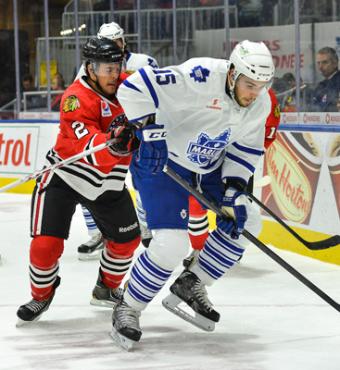 Toronto Marlies Vs. Rockford Icehogs - Toronto Tickets | 2019 Dec 15