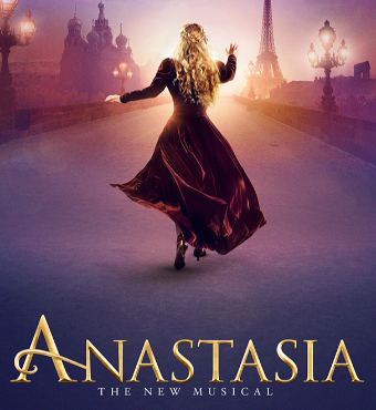 Anastasia The New Musical In Toronto Tickets | 15 Dec 2019