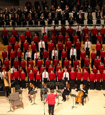 Toronto Children's Chorus Christmas Concert Tickets | 15 Dec 2019